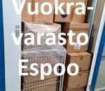 Pienvarasto, vuokravarasto, minivarasto, n. 1,5 m² : 205nihc