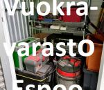 Pienvarasto, vuokravarasto, minivarasto, n. 2 m² : 318olab