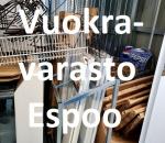 Pienvarasto, vuokravarasto, minivarasto, n. 2,5 m² : 102kivc