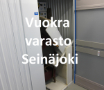 Pienvarasto, vuokravarasto, minivarasto, n. 4 m² : 946seicp