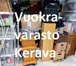 Pienvarasto, vuokravarasto, minivarasto, n. 10 m² : 465kerc