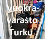 Pienvarasto, vuokravarasto, minivarasto, n. 2 m² : 564tkupc