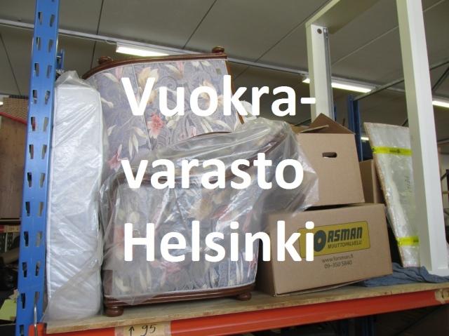 Vuokravarasto Helsinki