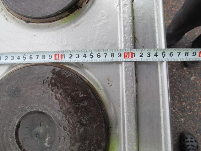 Rosterinen minikeittiö  pihakeittiö, allas, liesi, kaappi, käytett